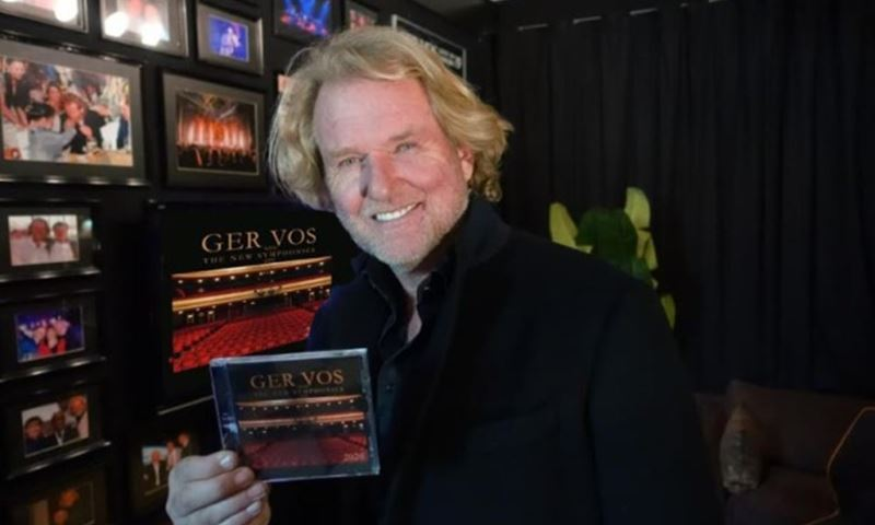 Ger Vos with The New Symphonics Live